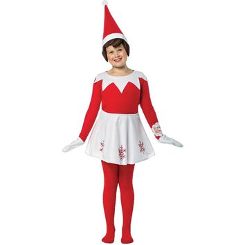 Elf On A Shelf Girl 7-10