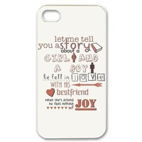 First Design Funny Fall Justin Bieber Best Printed Iphone 4/4s Hard Case