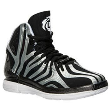 Boys' Grade School adidas D Rose 4.5 Basketball Shoes