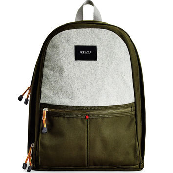 The Nevins - Our Rustic Backpack