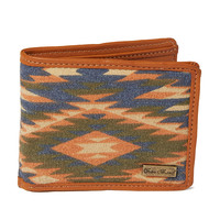 Icon Brand Wallet in Aztec print - Multi - Multi
