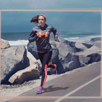 Kelly O'Hara - Pro Soccer Player   Under Armour Women