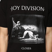 Joy Division Closer Tee  - Urban Outfitters