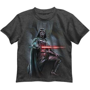 ESB7GX Star Wars Darth Vader Tee - Toddler Boy Size