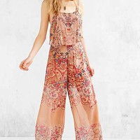 Staring At Stars Floral Jumpsuit- Floral Multi