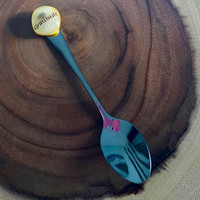 Gratitude Tea Spoon by Design4Soul
