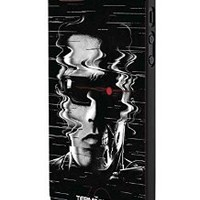 Terminator Genisys Arnold iPhone 5 Case Hardplastic Frame Black Fit For iPhone 5 and iPhone 5s