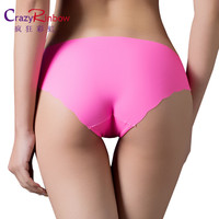 Original New Ultra-thin Women Seamless Traceless Sexy lingerie Underwear Panties Briefs