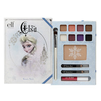 e.l.f. Disney Elsa Snow and Ice Beauty Book - 1 ea