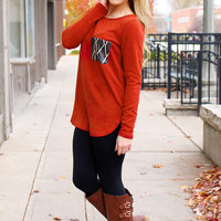 Loved You In the Fall Top