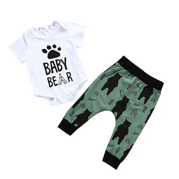 Baby Bear 2-Piece Set