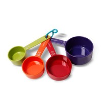 Farberware Color Measuring Cups (Assorted Colors, Set of 4)