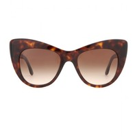 stella mccartney - oversized cat-eye sunglasses
