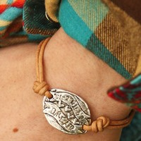 GIRL WITH A DREAM BRACELET - Junk GYpSy co.