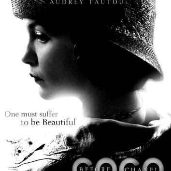 Coco Avant Chanel 11x17 Movie Poster (2009)