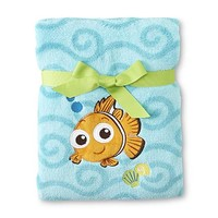 Disney Baby Finding Nemo Infant's Fleece Blanket - Baby - Baby Bedding - Blankets