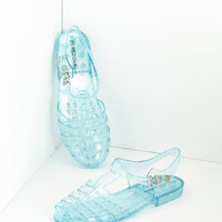 ModCloth Vintage Inspired Saved by the Jelly Sandal