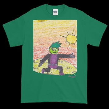 Beast Boy T-Shirt by Mr TJ