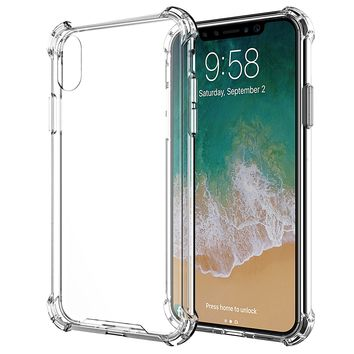 iPhone X Clear Case Case ShockProof Case