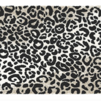 Leopard Rug by Abyss and Habidecor