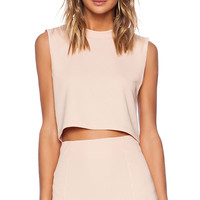 The Fifth Label Moon Safari Top in Blush