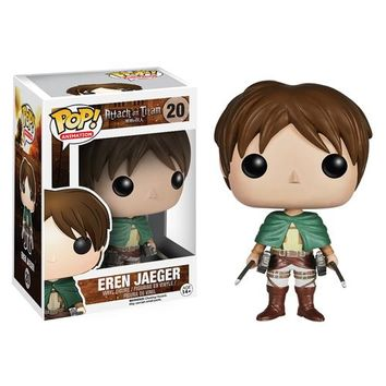 Attack on Titan Eren Jaeger Pop! Vinyl Figure
