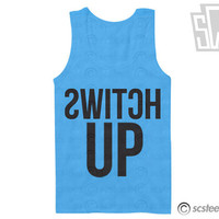 Switch Up Singlet x Tank Top - Big Sean & Common Swerve 035