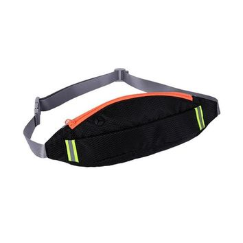 Sports gym bag Outdoor Sports Waist Pack Multifunction Men Women Waist Bag Wallet Waterproof Running Fitness Bag for 4-6 inch Mobile Phone New KO_5_1
