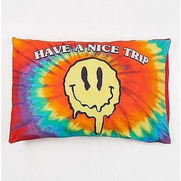 Have Nice Trip Pillow Case - Spencer's