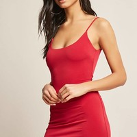 Scoop Neck Cami Dress - Women - New Arrivals - 2000272622 - Forever 21 Canada English