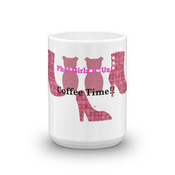 Custom and Sassy Mug made in the USA Dishwasher Friendly