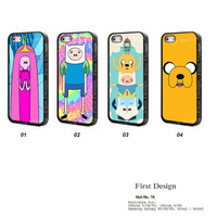 Adventure Time iPhone 5C Case Finn And Jake iPhone 5 case iPhone 5S case, iPhone 4S Case,  Samsung S3 S4  Case, Note 2 Note 3 - 74