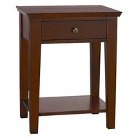 Valencia Rectangular Bedside Table