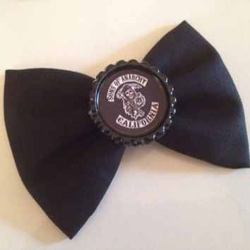 Sons of Anarchy hair bow