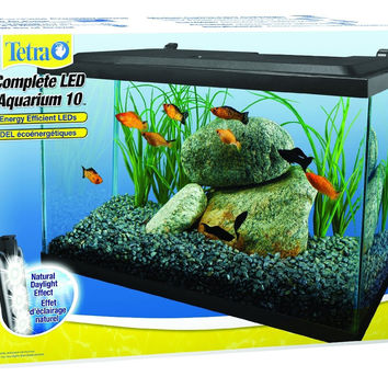 Tetra Deluxe LED Aquarium Fish Tank Kit 20 Gallon