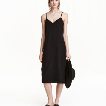 Knee-length Dress - from H&M