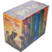 Harry Potter Hardcover Box Set (Books 1-7)