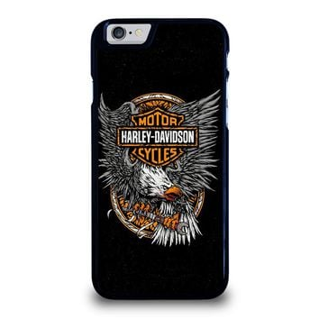 HARLEY DAVIDSON EAGLE LOGO iPhone 6 / 6S Case Cover