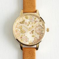 Boho Rhythm and Time Watch by Olivia Burton from ModCloth