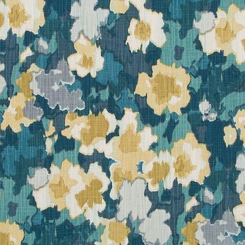 Robert Allen Fabric 510558 Rousham Romp Cove