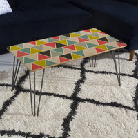 Heather Dutton Triangulum Coffee Table