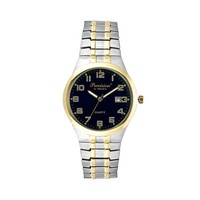 Precision by Gruen Two Tone Expansion Watch - Men
