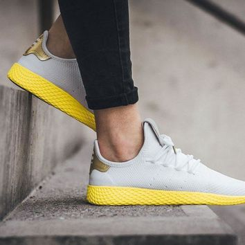 Originals Adidas Pharrell Williams Tennis Hu BY2674 Sport Shoes Running  Shoes 55c2428d45