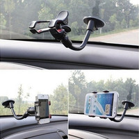 Universal car mount for smartphones, GPS, premium Windshield Dashboard Car Mount Holder for galaxy s6 s5 s4 s3 s2 note 4 note 3 note 2, Htc iphone sony Nokia huawei Asus GPS navigation