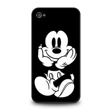 MICKEY MOUSE RETRO CLASSIC iPhone 4 / 4S Case Cover