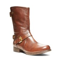 Steve Madden - ENNGAGE BROWN LEATHER
