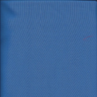 New, Royal Blue Poly Cotton Fabric, 2 5/8 Yard Cut, 44 Inches Wide, Nice Weight Fabric, Great for Non-Iron Projects, Quilts, Clothing