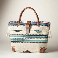 Serape-Stripe Wool Bag | Robert Redford's Sundance Catalog