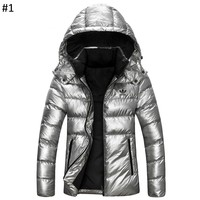 ADIDAS 2018 winter new casual sports outdoor light down coat