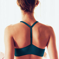 Wear Everywhere Push-Up T-back Bra - PINK - Victoria's Secret